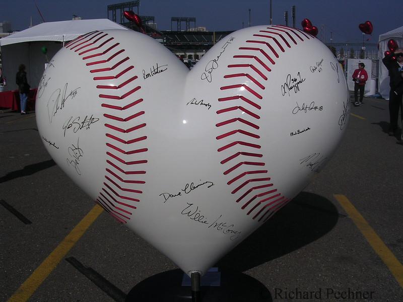 Heart benefit ball