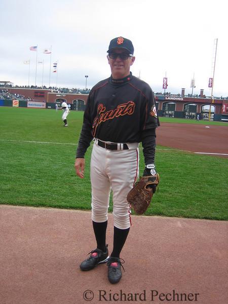 Richie Pechner vs LA Dodgers 4/7/07