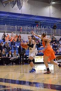 Springford Girls Basketball v PV