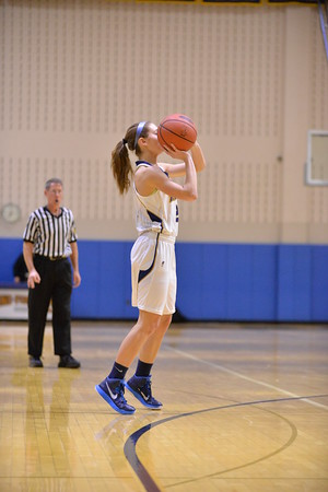 Springford v Upper Perk Girls Basketball