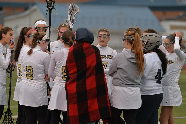 Springford Girls Lacrosse V Phoenixville High School