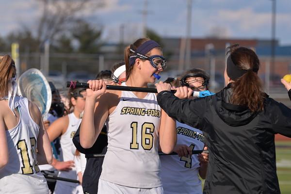 Springford Girl Lacrosse V Boyertown
