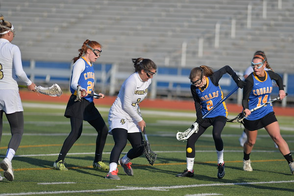 Springford Girls Lacrosse v Downingtown East