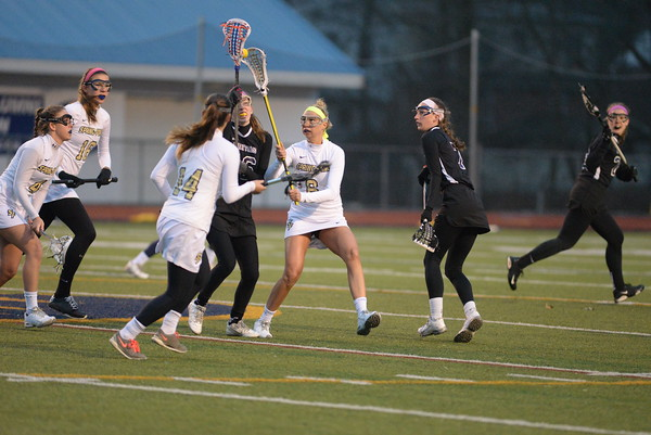 Springford Girls Lacrosse V Phoenixville High School