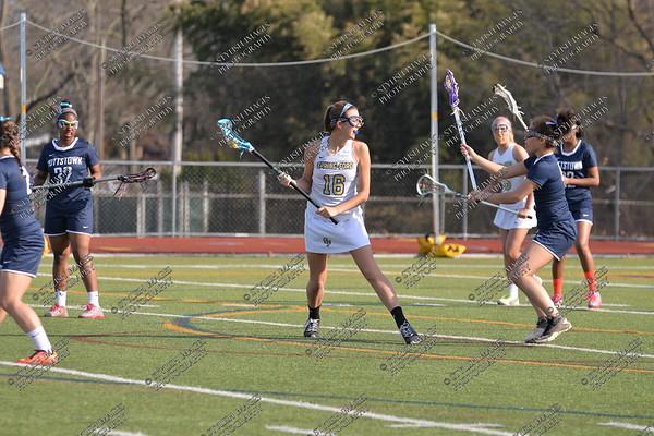 Springford Girls Lacrosse V Pottstown High School