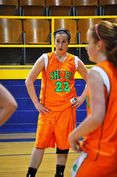 SHOCK basketball