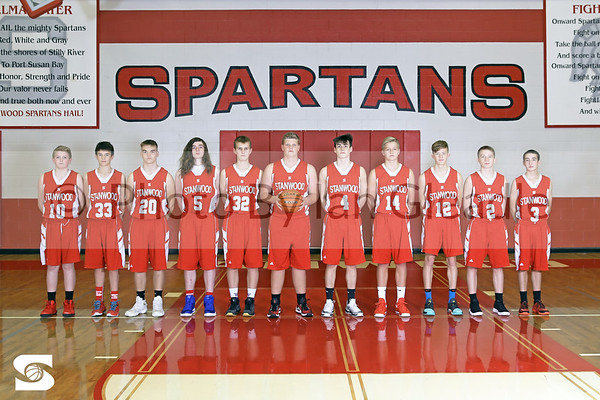 SHS 2017 Basketball
