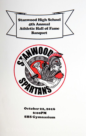 Stanwood High School Hall of Fame 2016