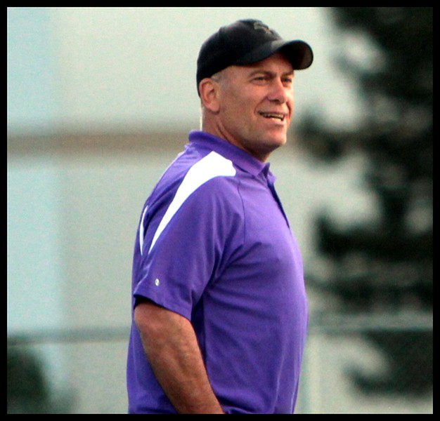 Sunset Coach Jeff Dill