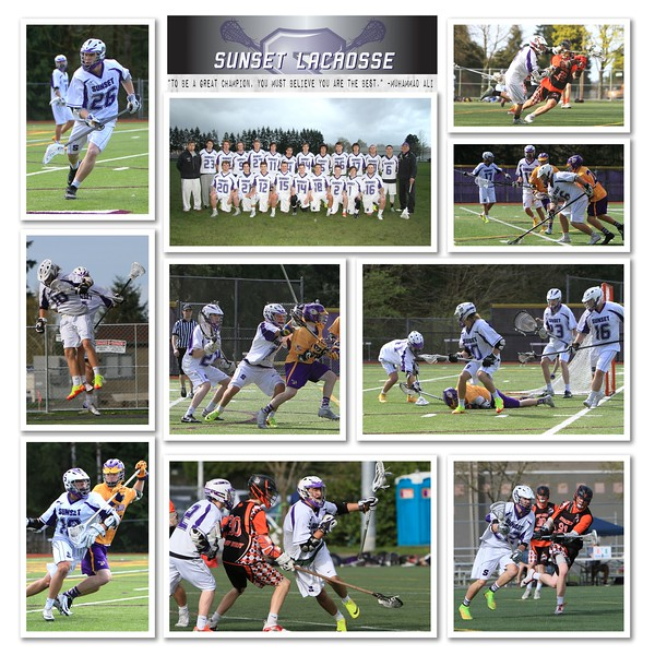 Sunset Boys Varsity Lacrosse 2015 - Page 008
