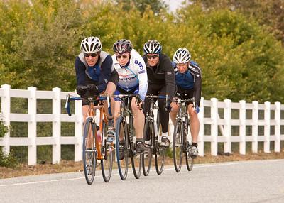 SJBC Winter Series 2009: 4 Team Time Trial