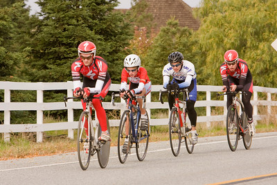 SJBC Winter Series 2009: 4 Team Time Trial