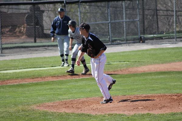 SJFC vs Ithaca 4-7-12 Game #2 Baseball