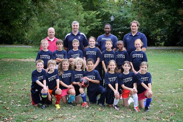 SJRCS Fall 2013 Soccer