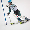 2Record-Eagle/Jan-Michael Stump<br /> Traverse City West's Elle Rivard runs the slalom in the  state finals Monday at Boyne Highlands.