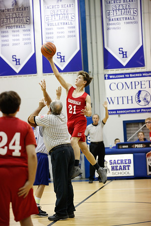 SLE Boys Basketball 12-13-17