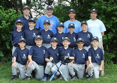 SMOY Baseball Teams 2011