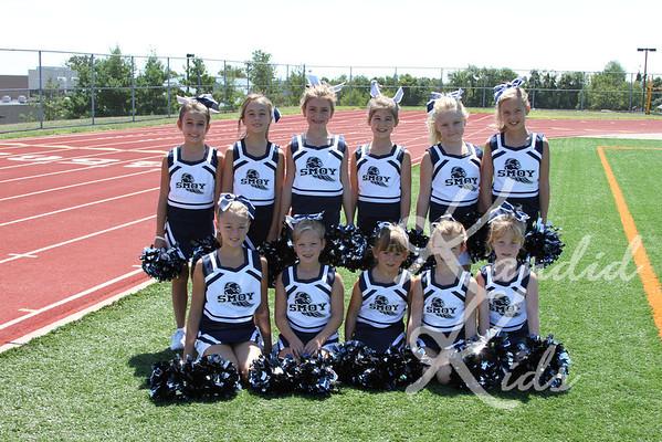 SMOY Cheer Teams