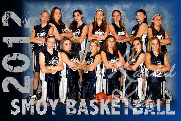 SMOY Girls 8th Grade Basketball