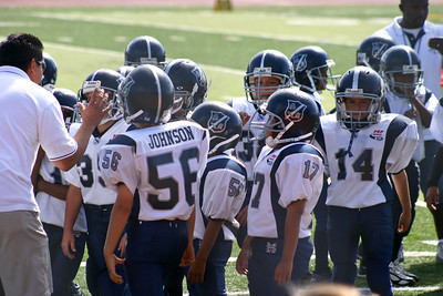 2005 SMPW Football  - The Crusaders