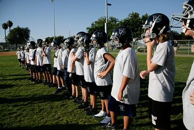 2008 Griffins first Practice