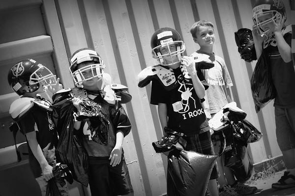 2009 SMPW Football  - The Saints
