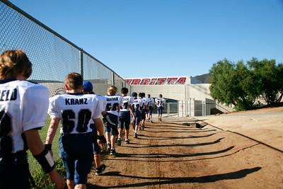 2009 Saints vs Murrieta Jayhawks