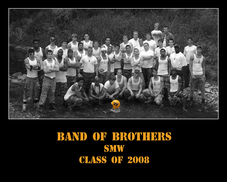 BAND of Brohters BW