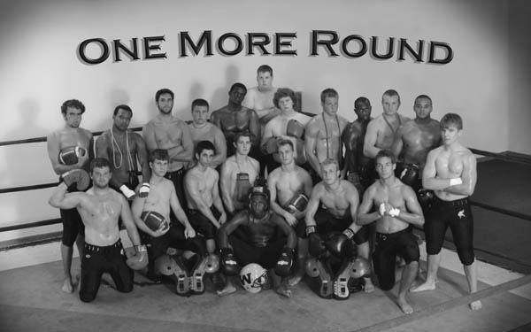 1-One More Round BW