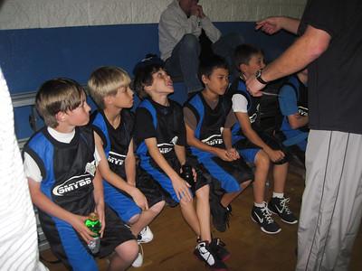 2010-10 Timberwolves Game 10 & 11
