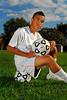 Jon Velasquez, VS South Soccer. Photo by Kathy Leistner