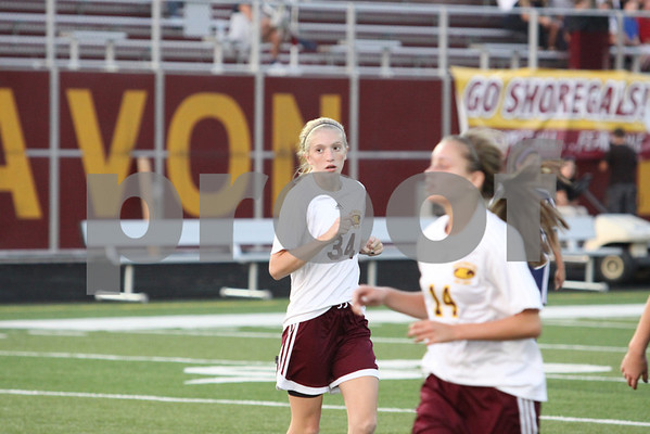 AVON LAKE GIRLS SOCCER 9-12-11