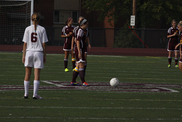AVON LAKE V ROCKY RIVER- 8-27-2012 SOCCER MATCH
