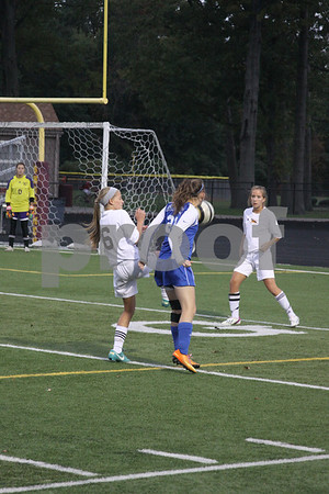 Avon  Lake v Brunswick Soccer Match 10-7-13