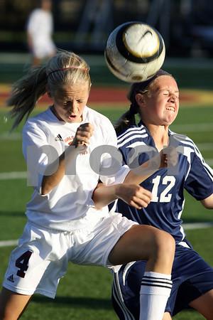 Avon Lake v Olmstead Falls  Soccer Match 10-2-13