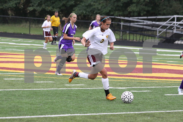Avon lake Girls Soccer 9-9-11