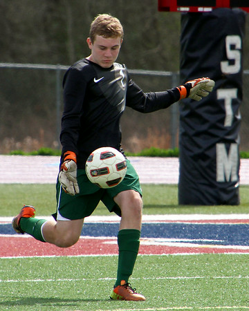 2014 SOCCER: HIGH SCHOOL PLAYOFF - FRANKLIN vs. ST. THOMAS MORE