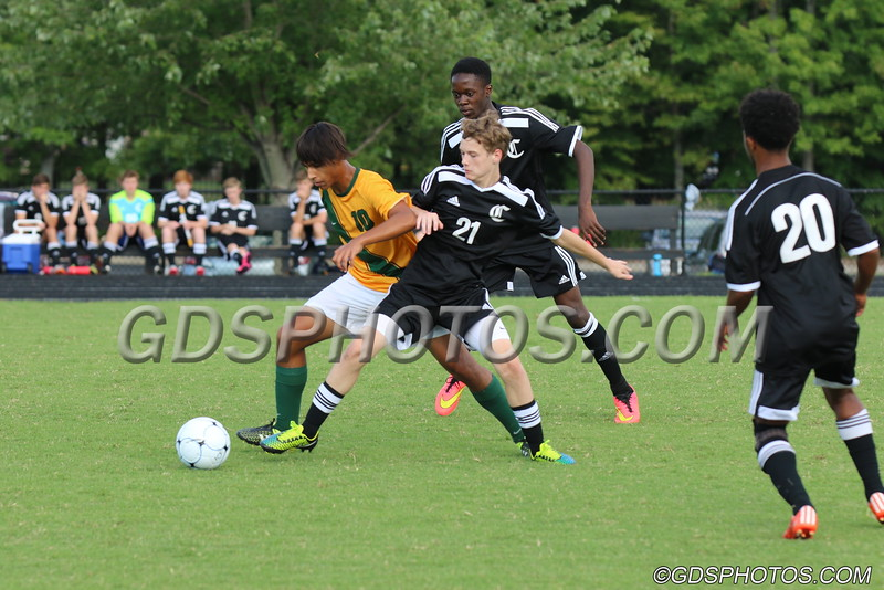 V B SOCCER VS HP CHRISTIAN 08-27-2015_08272015_121