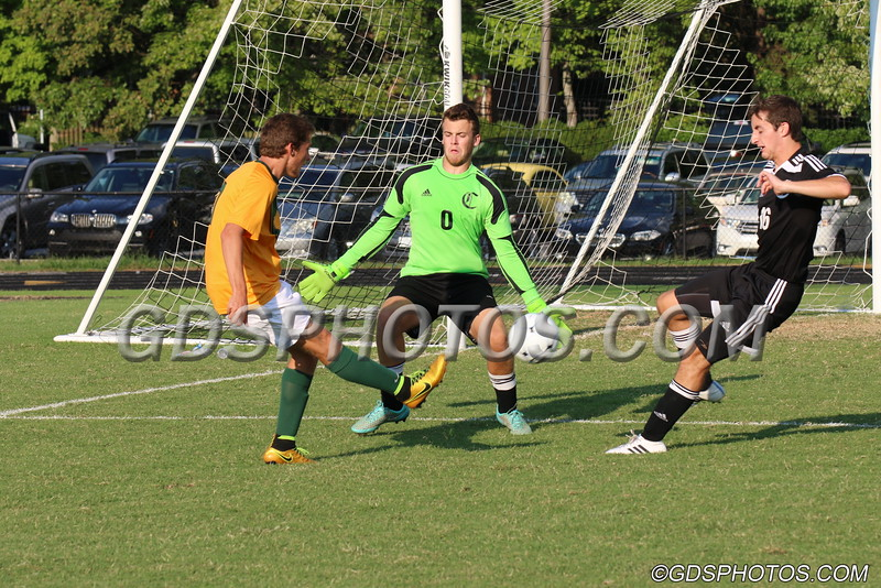 V B SOCCER VS HP CHRISTIAN 08-27-2015_08272015_396