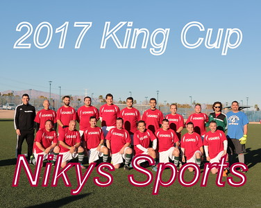 K.Cup ''Black Pijion FC vs Nikys Sports''  Jan. 15, 2017