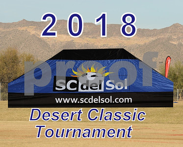 Desert Classic Tournament - 2018