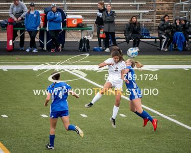 2020 McCallum HS - Lady Knights Soccer