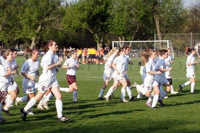 JV Girls v. Valley 5 9 2011