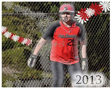 8X10 SAN CLEMENTE 2013 #25