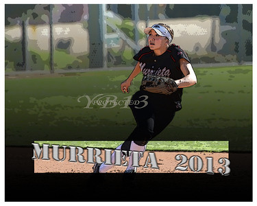 8X10 MURRIETA 2013 SHORT STOP
