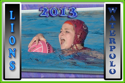 LIONS WATERPOLO 2013