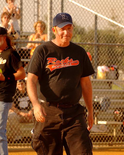 East Rockaway Coach, Joe Lores. May 24th, 2007. ERHS vs FA. Photo by Kathy Leistner