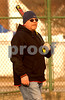 Elmont Softball Coach, Mike Indavino. Photo by Kathy Leistner