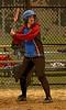 #15 C. Allen at bat. Malverne HS vs Roosevelt HS, April 14th, 2007.6-30. MHS vs Roosevelt,  Photo by Kathy Leistner.