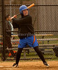 #12 A. Simos at bat. Malverne HS vs Roosevelt HS, April 14th, 2007.6-30. MHS vs Roosevelt,  Photo by Kathy Leistner.